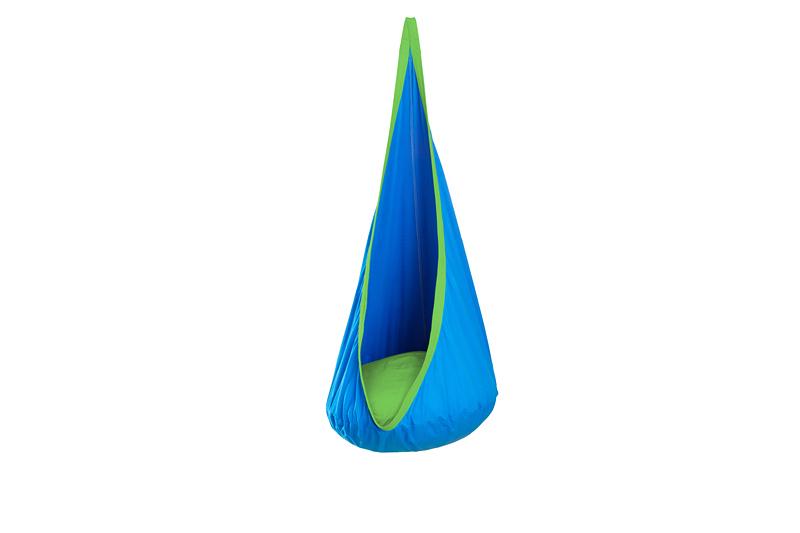 Joki Hängehöhle, Baumwolle blau